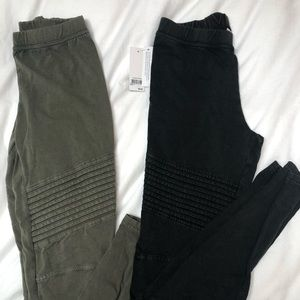 Set of 2 Nordstrom leggings